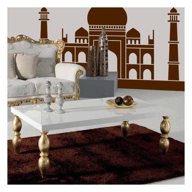 Vinile decorativo palazzo arabo