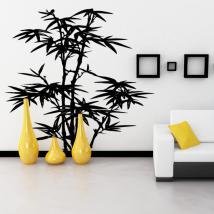 Vinile decorativo di bambù