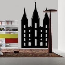 Vinile decorativo Cattedrale