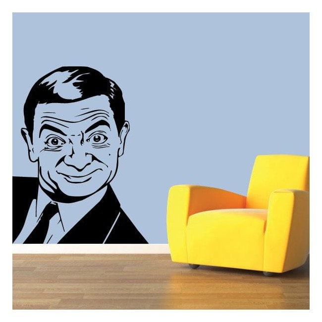 Vinile decorativo di Mr Bean
