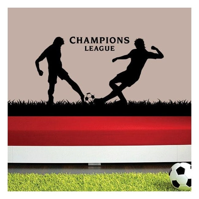 Vinile decorativo UEFA Champions League