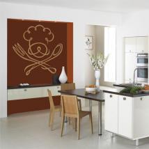 Decorare cucina pareti