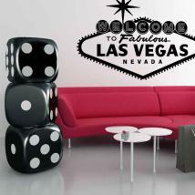 Vinile decorativo Las Vegas