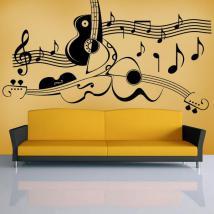 Musica di artigianato decorazione Paredes