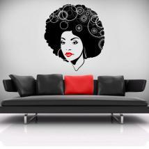 Decorazione a parete anima femmina