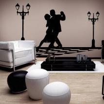 Pannelli luminescente dividendo fluowall Tango