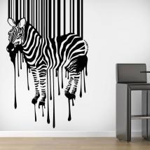 Pannelli luminescente dividendo fluowall codice Zebra