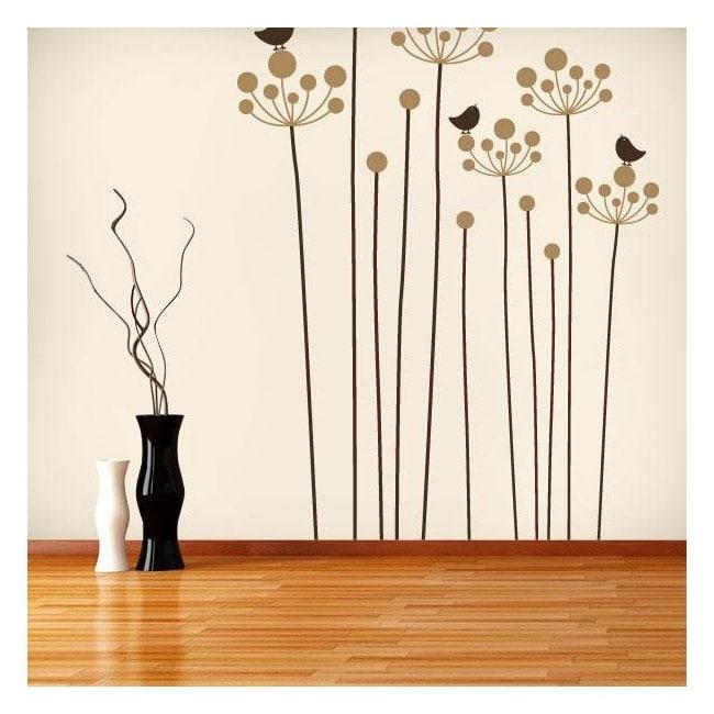 Natura floreale decorativo del vinile Italian 634
