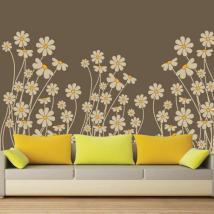 Adesivi murali fiore di primavera
