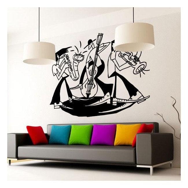 Pannelli luminescente dividendo fluowall Picasso Jazz