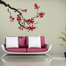 Vinile decorativo di Cherry Blossom