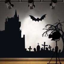 Vinile decorativo Halloween 2014