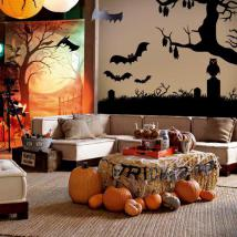 Adesivi e vinile Halloween