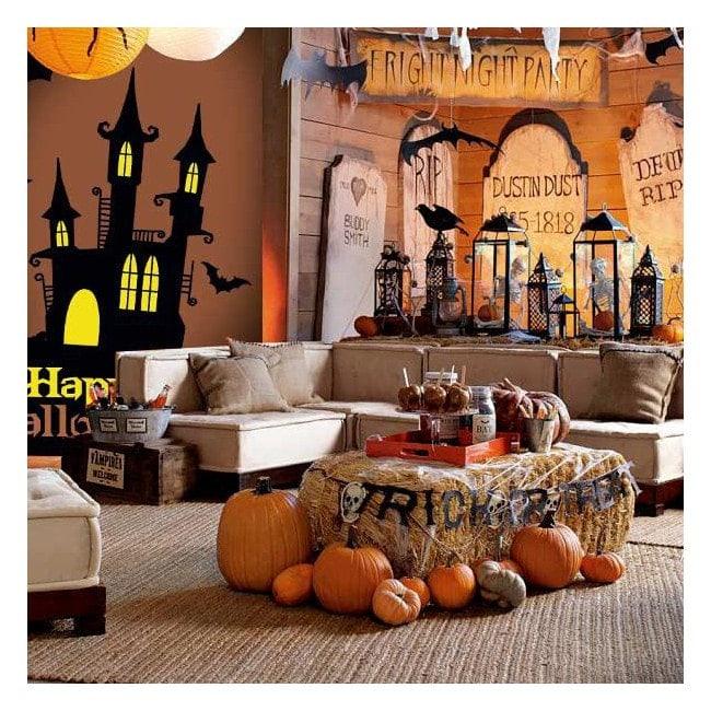 Adesivi murali Halloween 2014