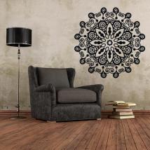 Rosetta decorativa di vinile Italian 906