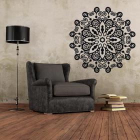Rosetta decorativa di vinile
