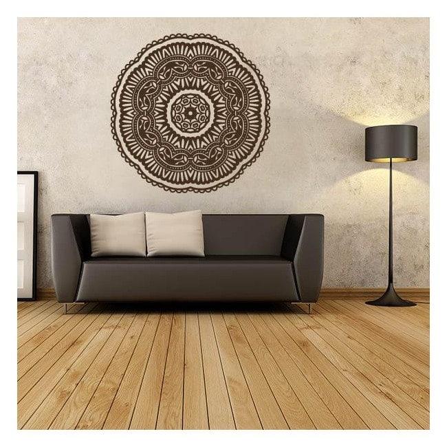 Adesivi murali Mandala