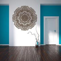 Pannelli luminescente dividendo fluowall Mandala