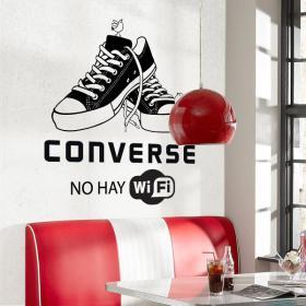 Vinile decorativo non parlare Wifi