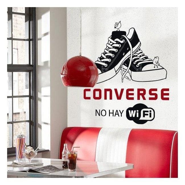 Vinile decorativo non c'è la connessione Wifi
