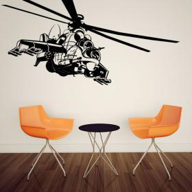 Luminescenti pannelli divisori fluowall elicottero