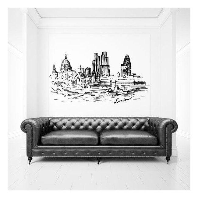 Vinile Skyline London