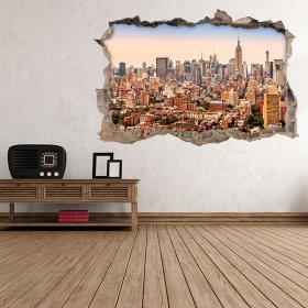 New York City 3D vinile
