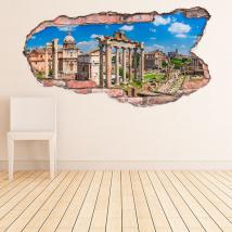 Vinile 3D Roma Italia