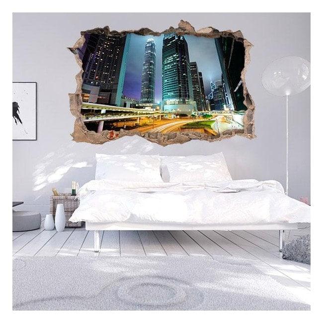 Vinile 3D Hong Kong