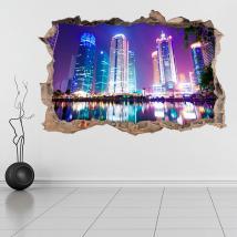 Vinile 3D Shanghai Cina