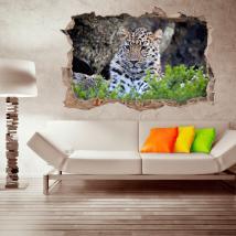 Vinile 3D Jaguar