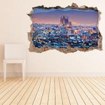 Vinile 3D Barcellona