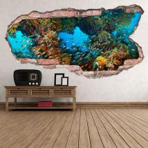 Vita marina vinile 3D