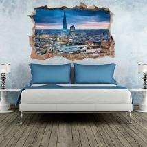 Vinile 3D Londra Italian 4659