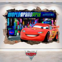 Autoadesivo Disney Cars 2