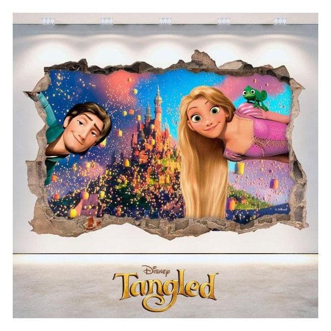 Tangled Disney Tangled 3D vinile