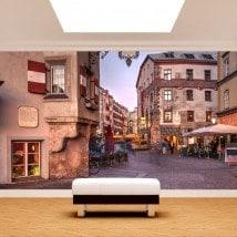 Fotomurali Innsbruck Austria