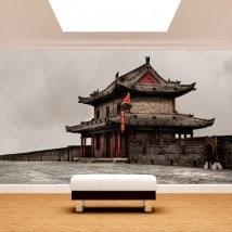 Foto parete murales parete di Xian