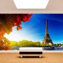 Gigantografie di foto Torre Eiffel Parigi