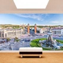 Gigantografie di foto di Barcellona