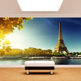 Fotomural Torre Eiffel Parigi