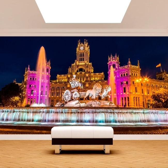 Fotomurali Cibeles di Madrid