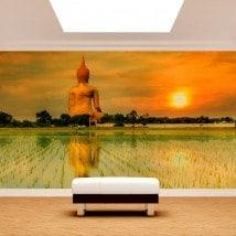 Gigantografie di foto grande Buddha Thailandia