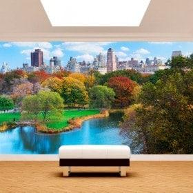 Fotomurali Central Park New York