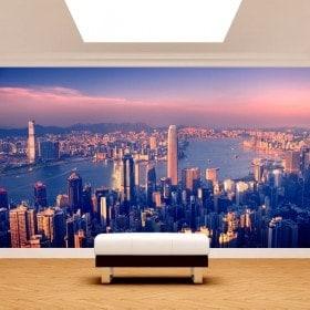 Città di murales muro foto del mondo