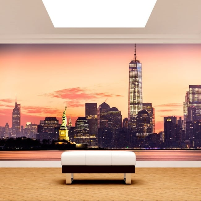 Fotomurali, New York Italian 4978