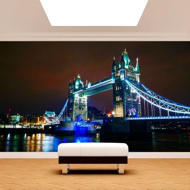 Fotomurali London Bridge dalla Torre