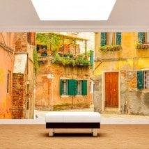 Fotomurali strade Venezia