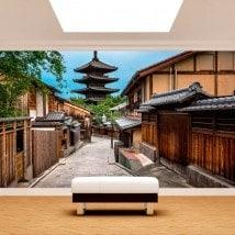 Fotomurali strade di Tokyo