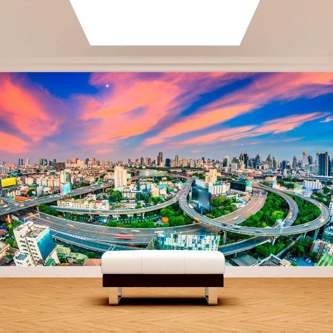 Fotomurali Bangkok Thailandia